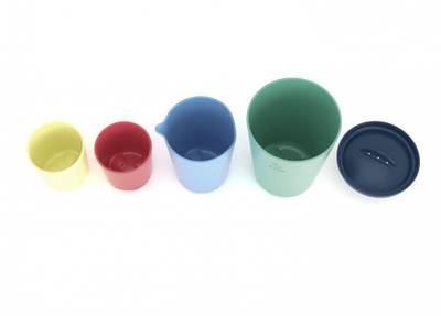 Bilde av Stokke Flexi Bath Toy Cups Multi Colour
