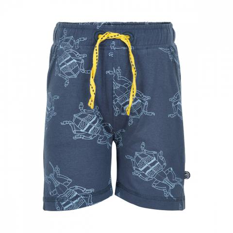 Bilde av Minymo Shorts M/Bugs, Midnight Blue