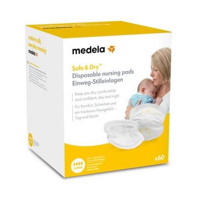 Bilde av Medela Safe&Dry Ammeinnlegg 30pk