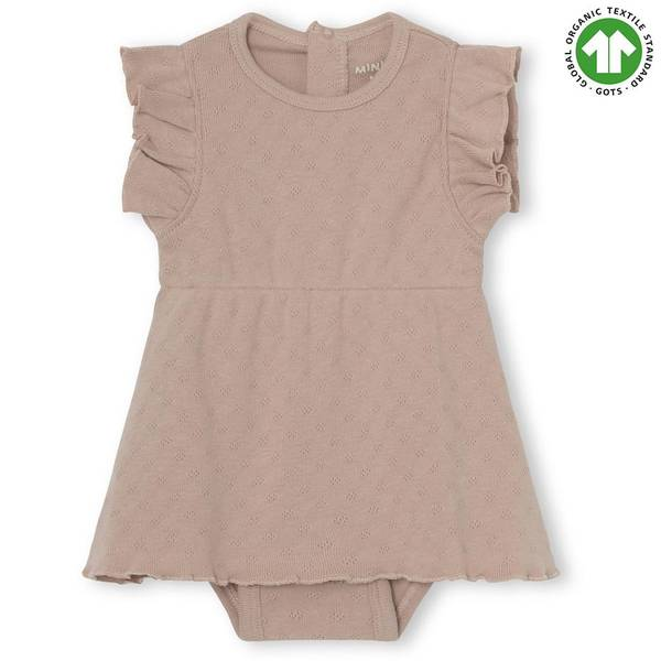 Mini A Ture Milla Body, Cloudy Rose