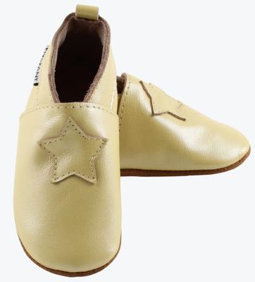 Bilde av En Fant Star Elastic Slippers, Yellow