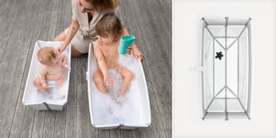 Bilde av Stokke Flexi Bath X-Large, White
