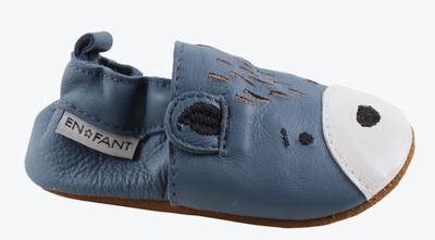Bilde av En Fant Pullux Elastic Slippers, Blue