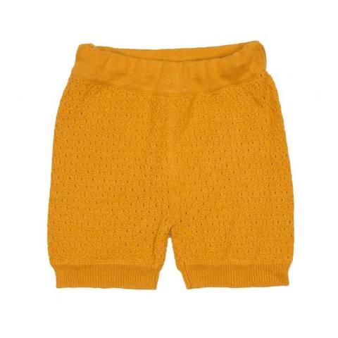 Bilde av MeMini Lane Shorts, Apricot Yellow