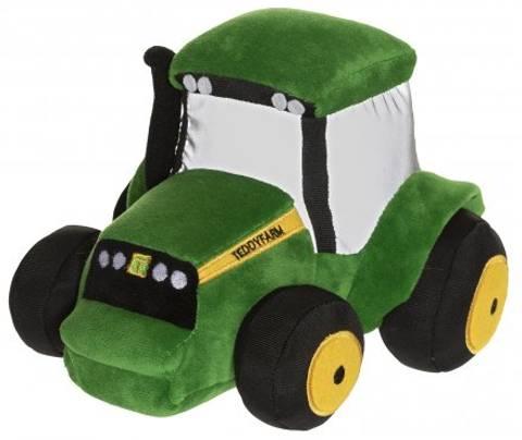 Bilde av Teddy Farm Traktor, 18x14cm
