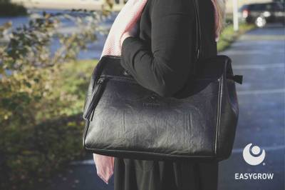 Bilde av Easygrow Mama Bag SE, Svart