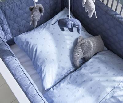 Bilde av Smallstuff sengesett Baby, starut 80x100