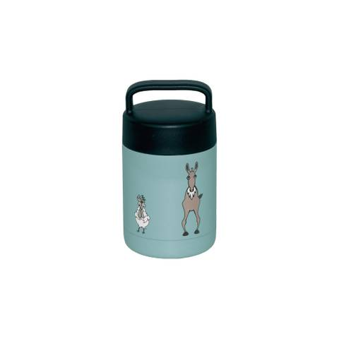 Image of Food thermos 350 ML Blue Surf