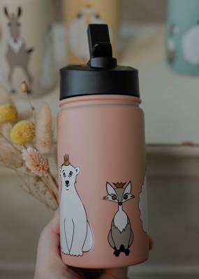 Image of Thermos Bottle 400ML Muted Clay