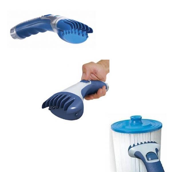 Delphin spa filtervasker