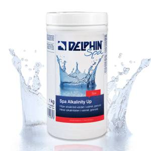 Bilde av Delphin Spa Alkalinity Up 1kg