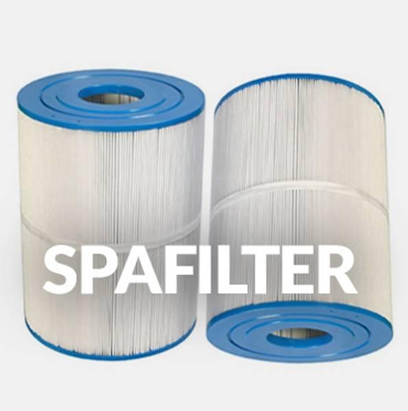 Filter til spabad. Vi har kjøp 4 betal for 3 på alle våre spafilter. Vi har filtertyper som passer til de fleste merker utendørs massasjekar og spabad.