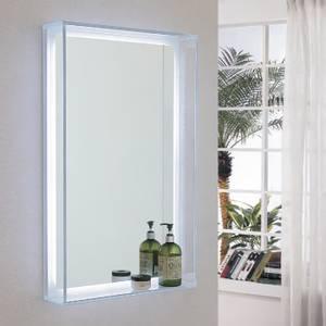 Bilde av Solfrid baderomsspeil med LED-belysning 50cm