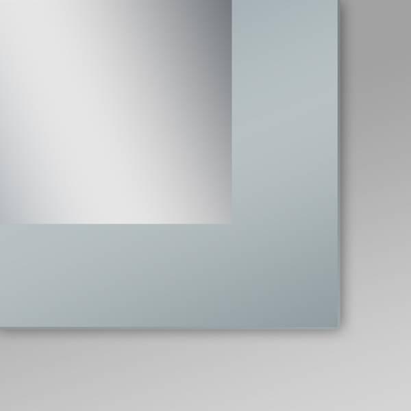 Lone baderomsspeil med LED-belysning 120x80cm