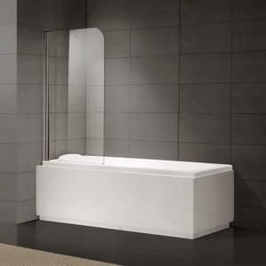 Bilde av Badnor Open badekarvegg 80x140cm (hev/ senk) Venstre