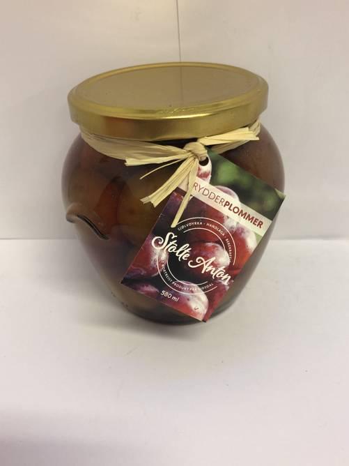 Bilde av krydder plommer