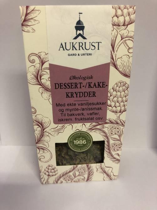 Bilde av Dessert-/ kakekrydder frå Aukrust