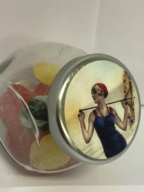 Bilde av Fruktblanding på glas
