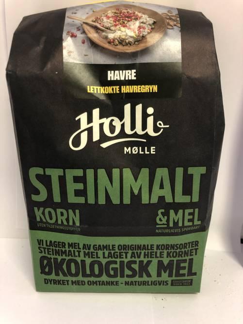 Bilde av Holli Mølle lettkokte havregryn