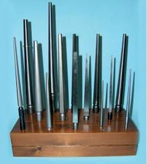 Ringdor rund stor 15-30x400mm