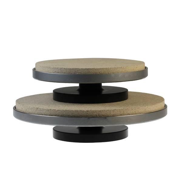loddeplate skamolex rondell 145mm ø