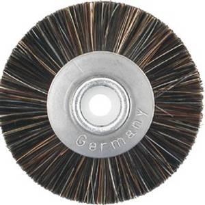 Bilde av Slipebørste 49mm ø brun