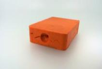Silikon gummi orange 5kg