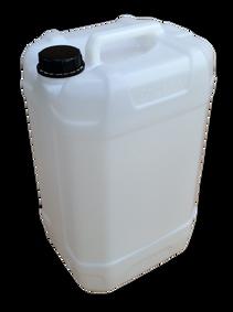 Demineralisert vann 25 lit. kanne