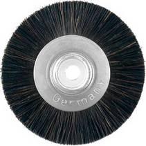 Slipebørste 49mm ø sort