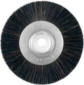 Bilde av Slipebørste 49mm ø sort