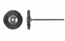 Stålbørste 21mm ø 0,08