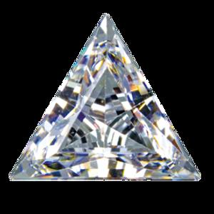 Bilde av Preciosa Triangel Cut