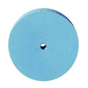 Bilde av Silikon skive blå 22mm