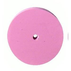 Bilde av Silikon skive rosa 22mm