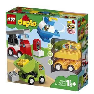 Bilde av Duplo 10886 Mine første kjøretøy