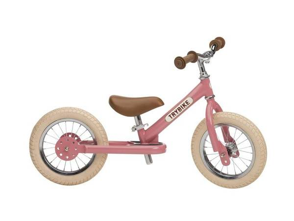 Trybike 3 hjul rosa