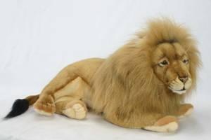 Bilde av HansaCreation løve liggende
