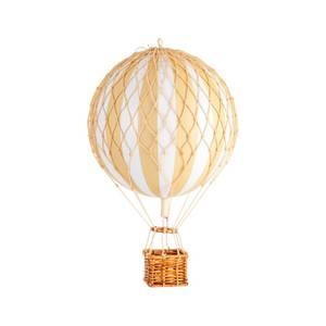 Bilde av Luftballong medium Travel Light ivory