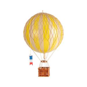 Bilde av Luftballong medium Travel Light gul