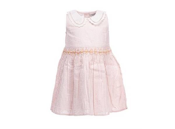 Ebba stripete kjole