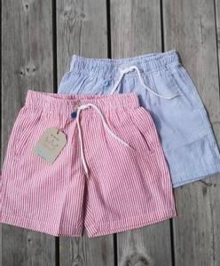 Bilde av Isac stripete shorts