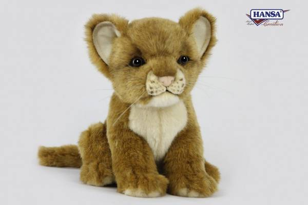 HansaCreation løveunge liten