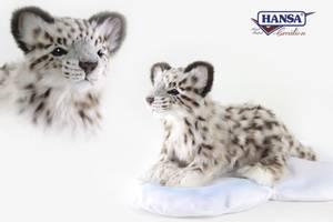 Bilde av HansaCreation Snøleopard fluffy