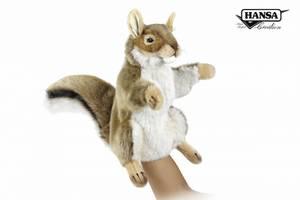 Bilde av HansaCreation hånddukke ekorn
