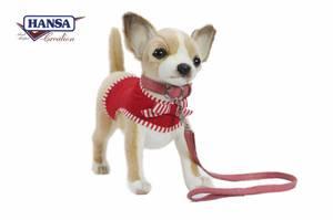 Bilde av HansaCreation Chihuahua med rød genser