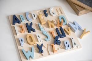 Bilde av Sebra alfabet puslespill