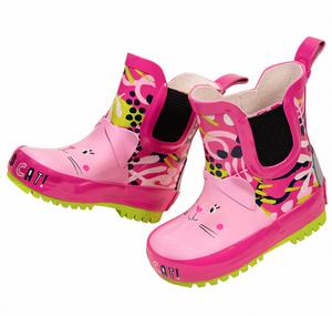 Bilde av Maximo gummistøvler lave Rosa