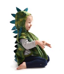 Bilde av Dinosaurkappe 2-4år