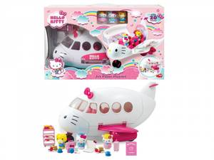 Bilde av Hello Kitty Jet Plane playset