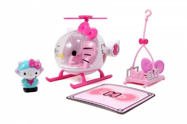 Hello Kitty Helikopter